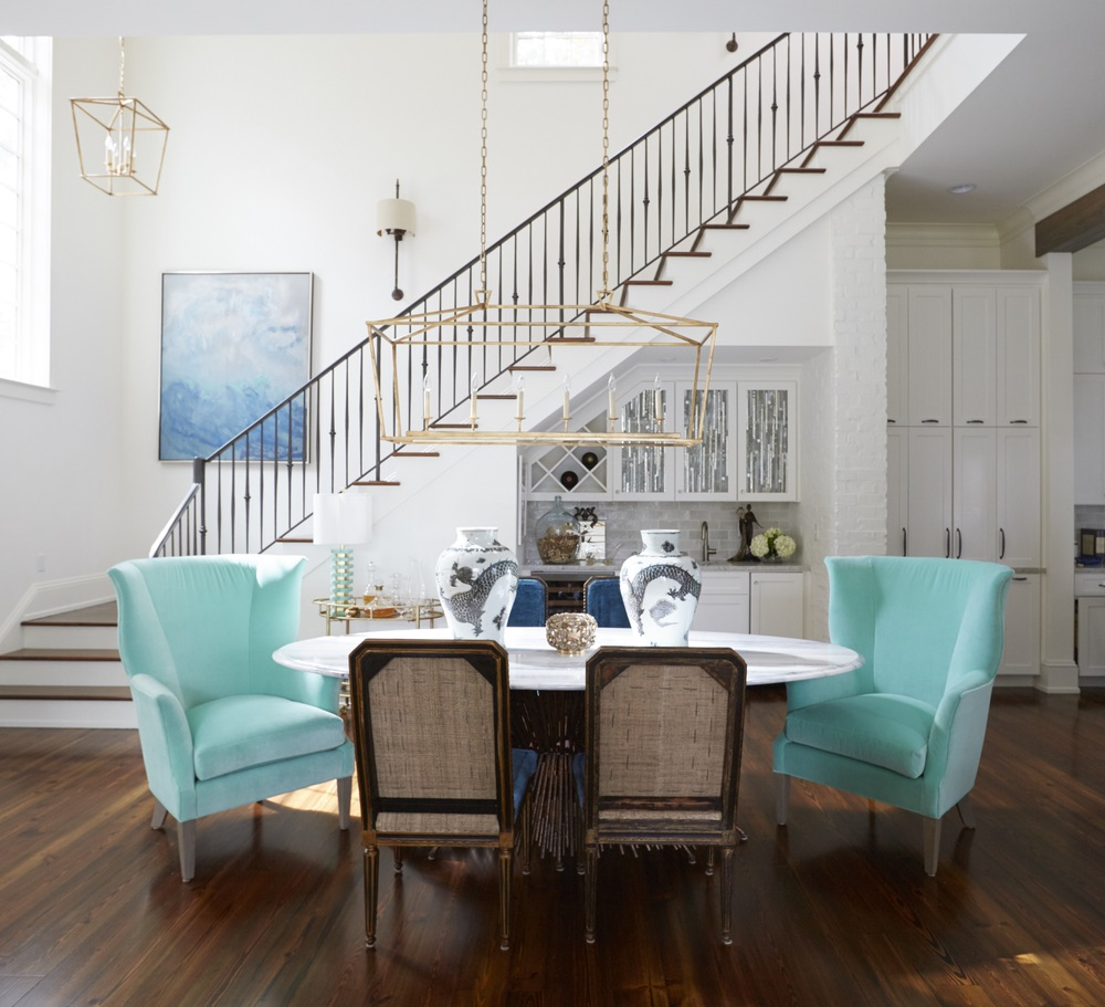 Lovelace Interiors | Dining Room Interior Design Service