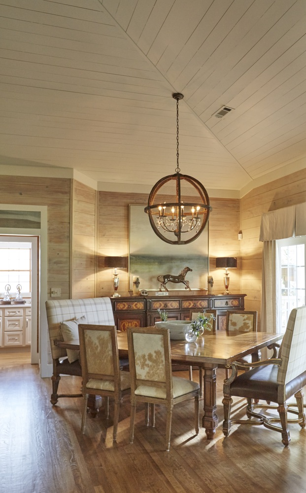 dining a dining area should be a comfortable conversation space for