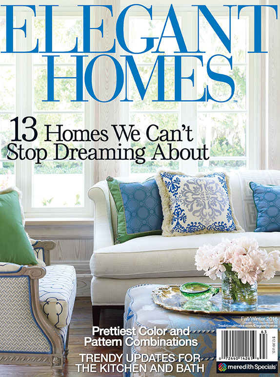 Elegant Homes - Fall/Winter 2016