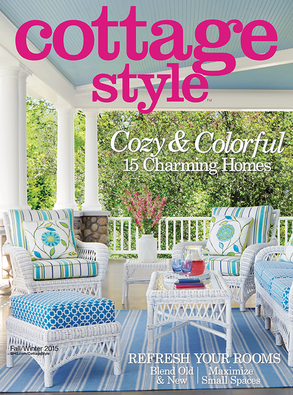 Cottage Style - Winter 2015 - Lovelace Interiors