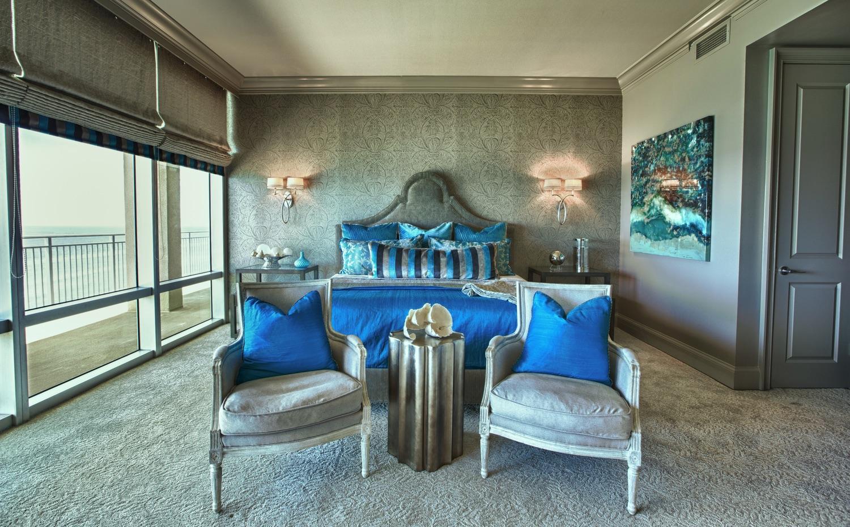 Blue Sanctuary | Lovelace Interiors
