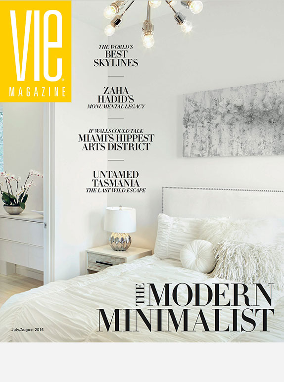 VIE Magazine - July/August 2016 Issue