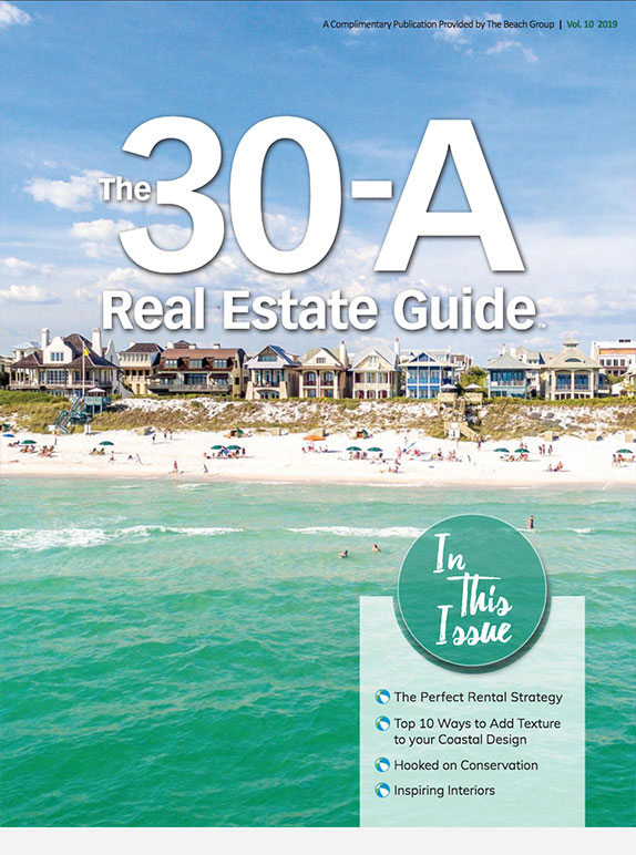 30a Real Estate Guide - Lovelace Interiors Feature