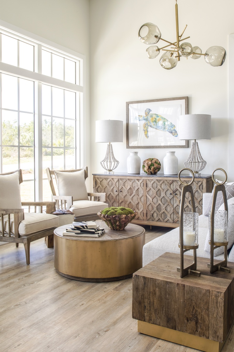 Lovelace Interiors | Inlet Showroom