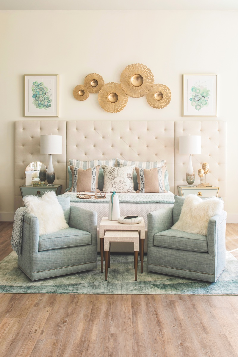Lovelace Interiors | Inlet Showroom