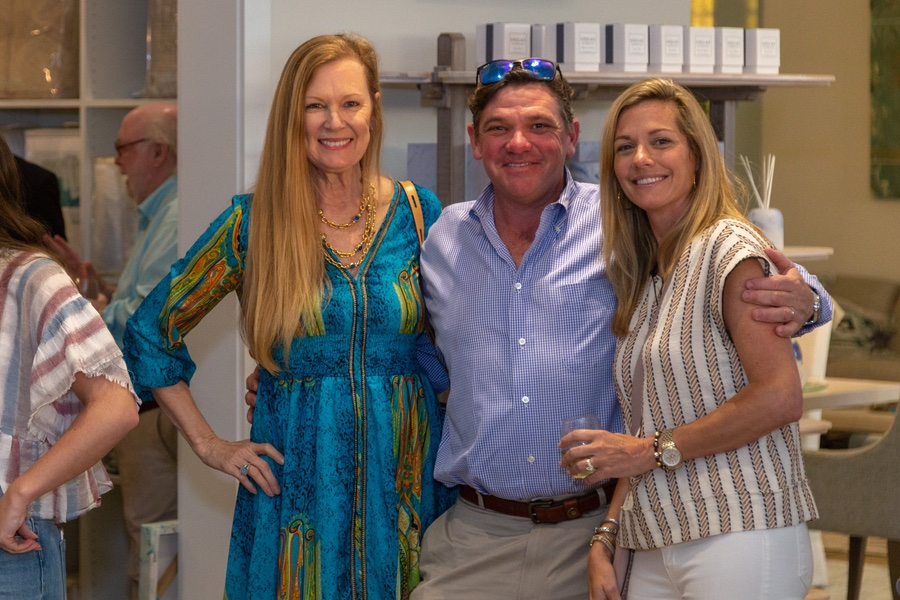 Lovelace Interiors - Inlet Beach Grand Opening Party - Photo by Jim Clark