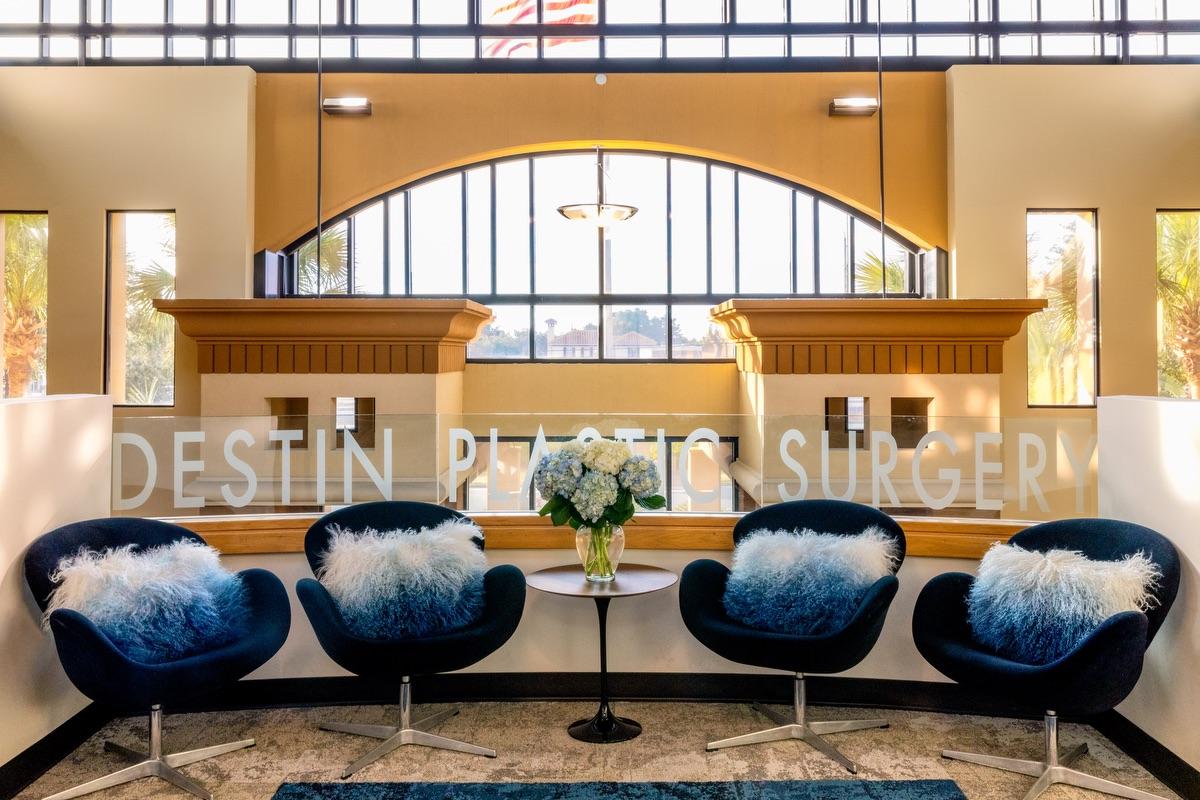 Lovelace Interiors - Destin Plastic Surgery, Commercial Interior Design